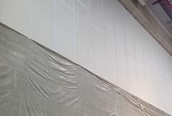 Tabique separador para compartimentación de edificios