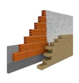 Mortero térmico para aislamientos térmicos