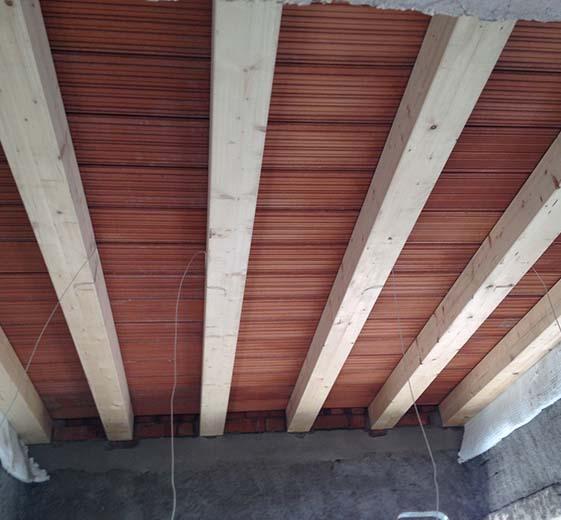 Protección pasiva contra incendio de estructuras de madera