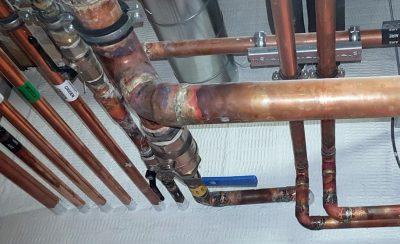 Placa Flame Cabel para paso de instalaciones