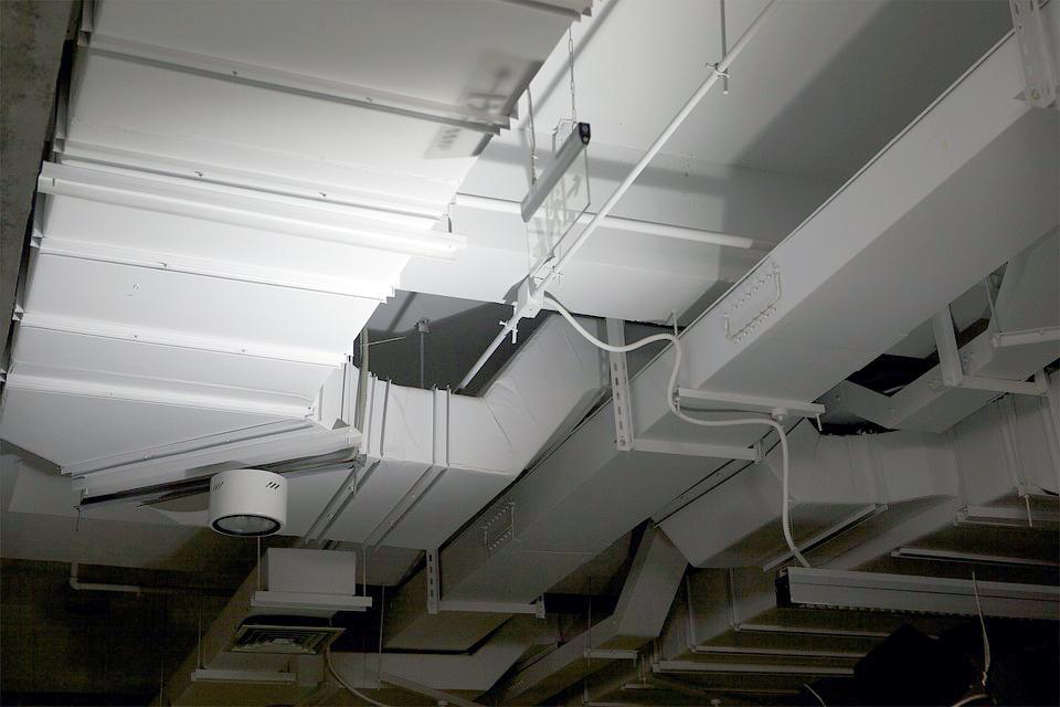 Ignifugación de conductos de ventilación y extracción de humo